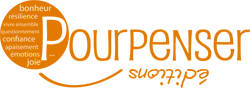 logo pourpenser orange