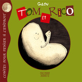 Tom & Rico<br><i>Oser - les peurs</i> illustré par