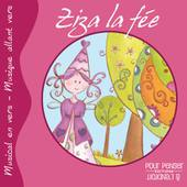 Ziza la fée, le CD illustré par
